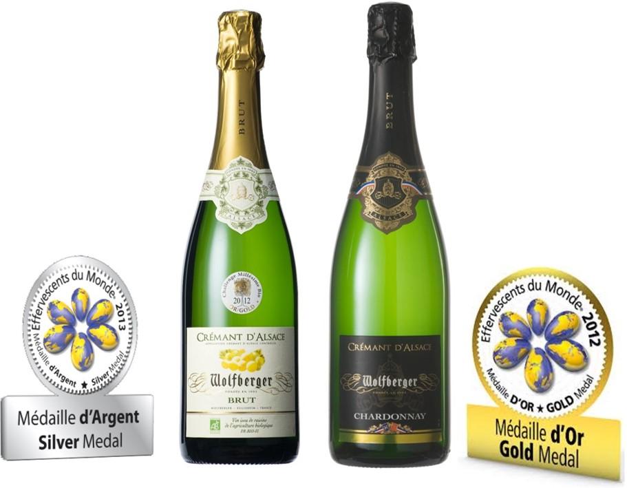 wolfberger crement medaille effervescent du monde