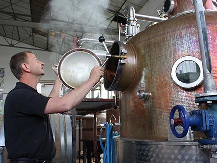 Distillateur Wolfberger