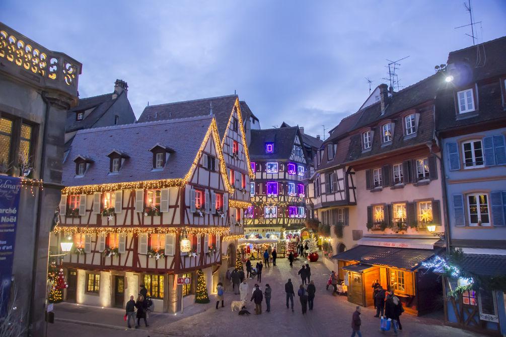 Marché de Noël - Colmar