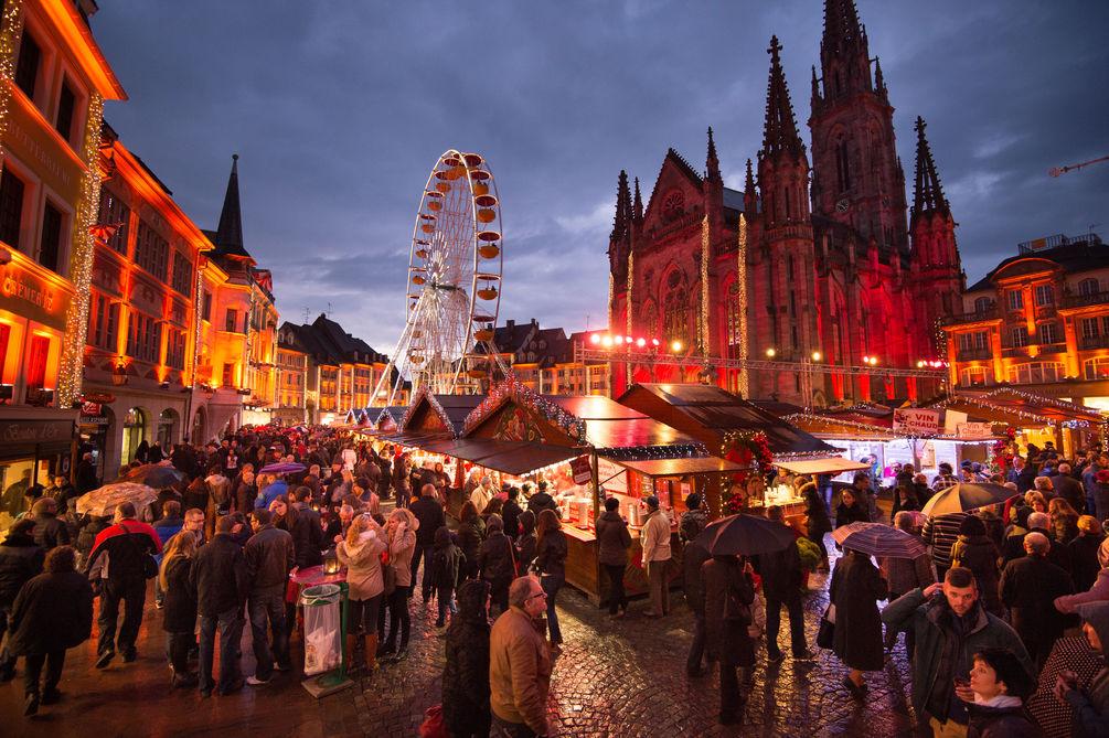 Marché de Noël - Mulhouse