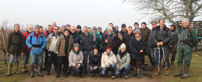 Equipe Journée de Taille Solidaire